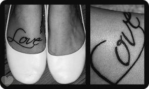 tattoo number four by heartcor3