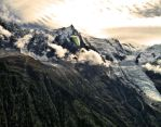 Ricardo Hang Gliding in Mont Blanc Area by Tigles1Artistry