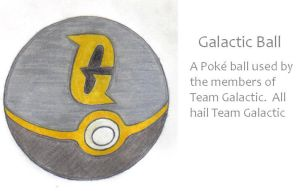 poke ball contest entry by RUinc