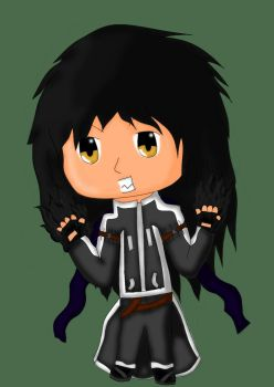 Chibi Kage- Request for dragonboy1092 by kyliesmiley1998