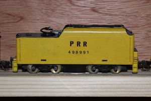 PRR fire fighting tender by 3window34