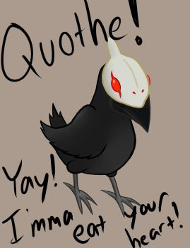 Quothe! by LongSean22