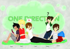 One Direction: X Factor by Ciear