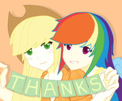 Thank You! by Kyriena