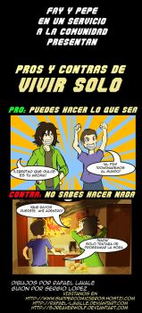 SupperComic5 Bros Pros y Contras 2 by SJReaverwolf