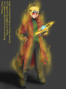 Request - Naruto Gold V2 by zeth3047