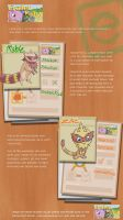 Character Personalities 02 by e4animation