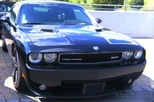 Dodge Challenger by blueMALOU