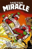 Mister Miracle 6 Colored by garystrange