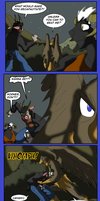 The Cats 9 Lives; Sacrificial Lambs!! Pg85 by TheCiemgeCorner