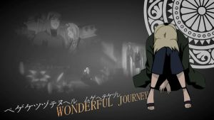 At the beginning - MEP Part7} DanxTsunade by kmkui96