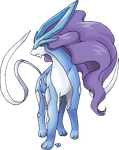 Suicune by Xous54