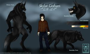 Skylar Graham by GravitatingConundrum