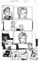 End of Days pg. 2 by PeterPalmiotti