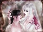 Sesshou, Kag: Intimacy- Final by Technoelfie