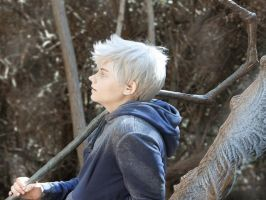 Jack Frost Cosplay! (KICKSTARTER PROJECT) by toxic-canadian