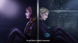 Do you want to build a snowman? by rieline