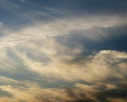 Gold-lined Clouds by quickwing23