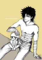 Beelzebub:Strong like my father by rithrisa
