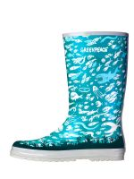 Greenpeace boot Tuna by stingerstyler