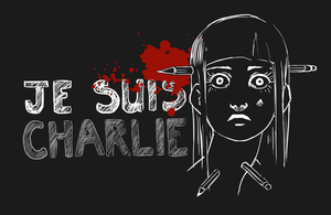 Je Suis Charlie by Clock-Dream