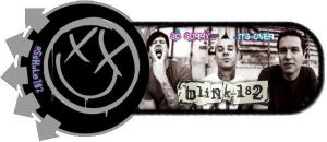 blink-182 signature by aSsHoLe182