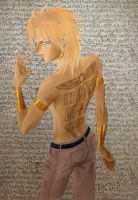 YGO: Carved in Flesh by Puffsan
