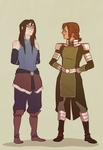 Clothes Swap by noodlerface