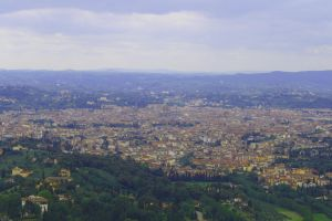 A view of florence by WeaselTea