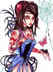 Caught in the Spiders Web by MaraLeigh