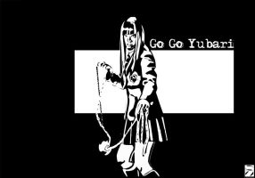 Go Go yubari from Kill Bill by statezero