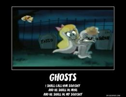 Motivational - Ghosts by gryffonmanic