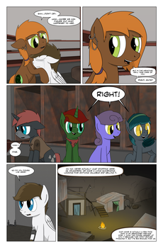 Fallout Equestria: Grounded page 74 by BruinsBrony216