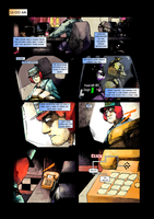 Five Nights at Freddy's : Day and Night page 7 by BrianXKaren