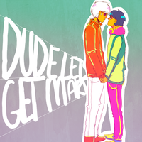 Homestuck: Dude by DecemberComes