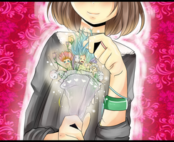 bouquet by Danny-chama