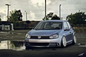 Golf VI by kryzis