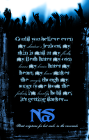 NaS Poster by 1Truth1Love