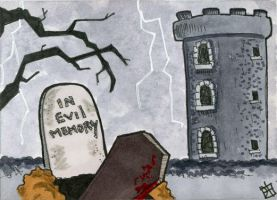 Beyond Dracula - The Room in the Tower by 10th-letter