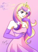 Princess Cadance by Shinta-Girl