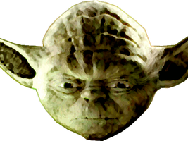 yoda expressions animated gif by Technohippy