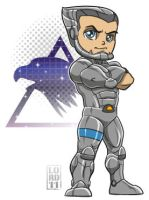 Lil Steelwill by lordmesa