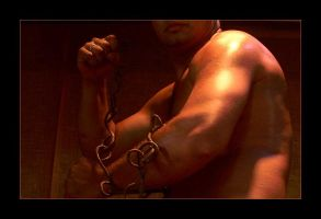 Arms and chain by naraosga-stock