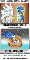 Sonic 06'.......the anniversary? by thegamingdrawer