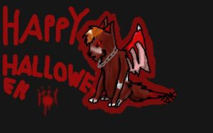 Happy Halloween by FR0STBYTE000
