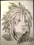 Cloud Strife by Bhaal999