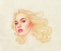 Kate Winslet by MoShmoe