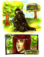 Snape'sMemory by stehfuhknee