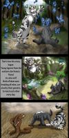 The Jungle Story -page 03 REDO by KittyWolves