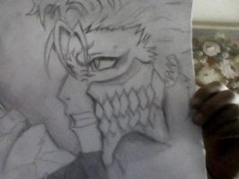 grimmjow3 by t2thea2them
